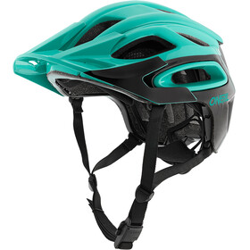 ONeal Orbiter II Bike Helmet black/turquoise